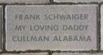 Frank Schwaiger brick