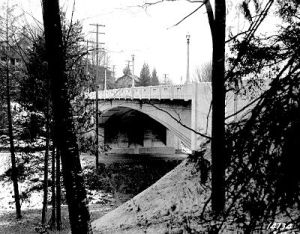 Schmitz Park Bridge